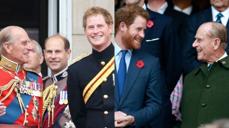 """Prince Harry calls Prince Philip """"legend of banter"""" in new statement after passing"""