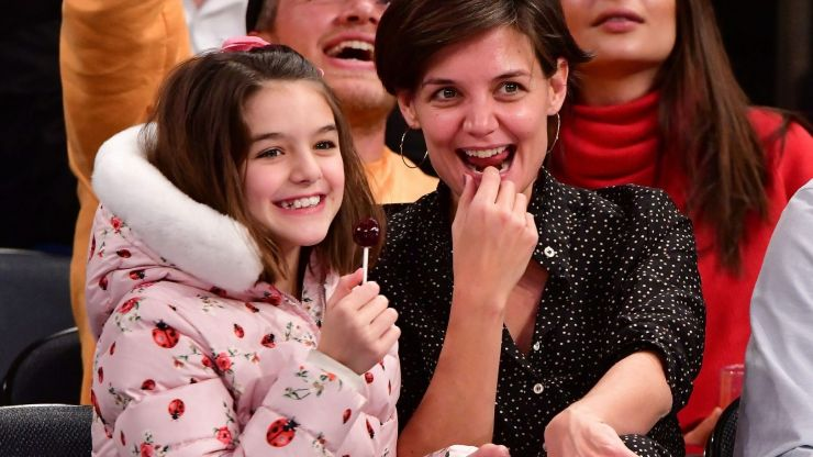 Katie Holmes shares rare photo of daughter Suri to mark her 15th birthday