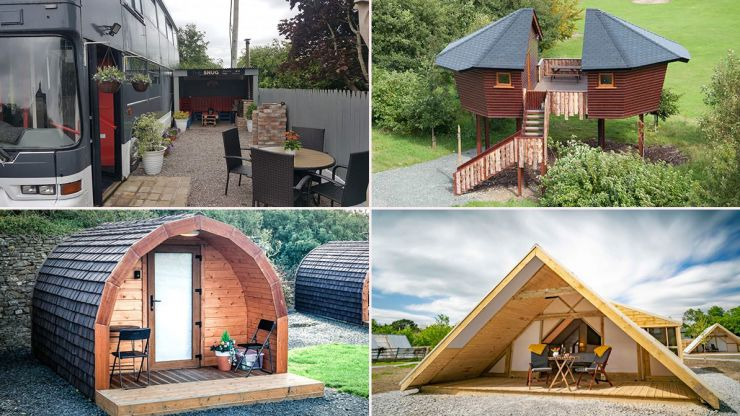 28 amazing Irish glamping spots for your 2021 staycation