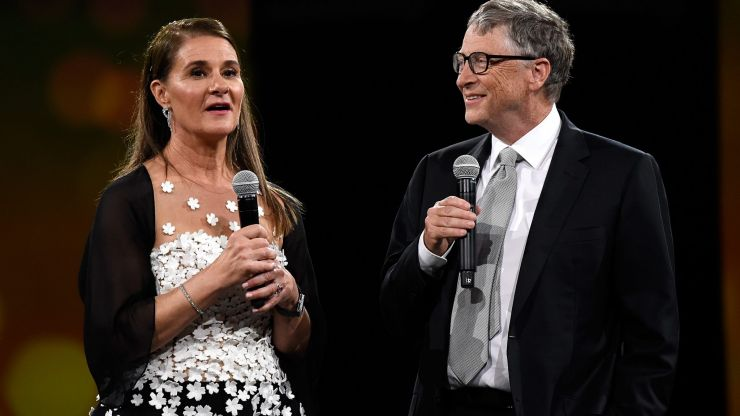 Melinda and Bill Gates announce divorce after 27 years