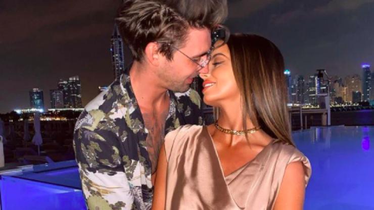 Love Island's Maura Higgins and Chris Taylor confirm split