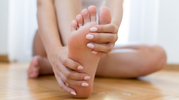 Suffering from dry, cracked feet? You need to add these products to your moisturising routine
