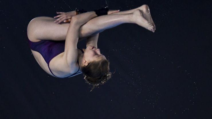 Tanya Watson makes history as first female Irish diver to qualify for the Olympics