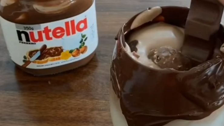 Move over iced coffee, whipped Nutella drinks are the beverage of the summer