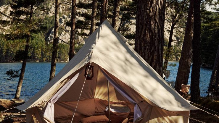 Zara Home's new outdoor collection is perfect if you are planning to go camping this summer
