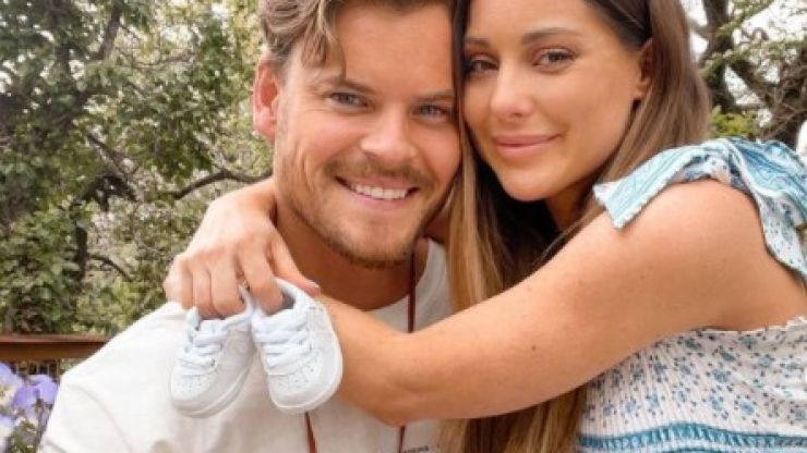 MIC's Louise Thompson announces pregnancy with Ryan Libbey