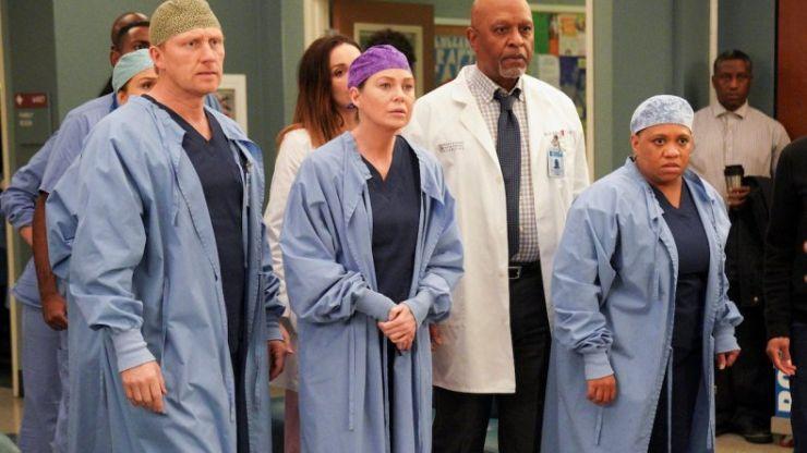 Grey's Anatomy renewed for season 18