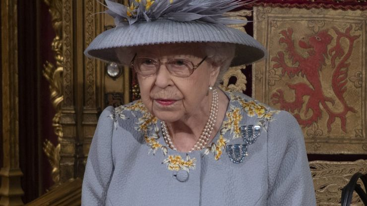 Queen announces plans to ban conversion therapy in the UK