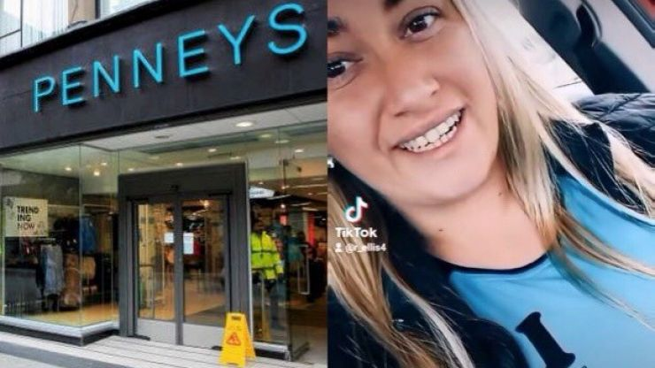 Irish woman pretends to work in Penneys to shop without appointment