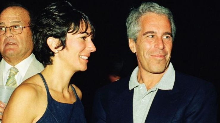 A new documentary on Ghislaine Maxwell is coming to Sky