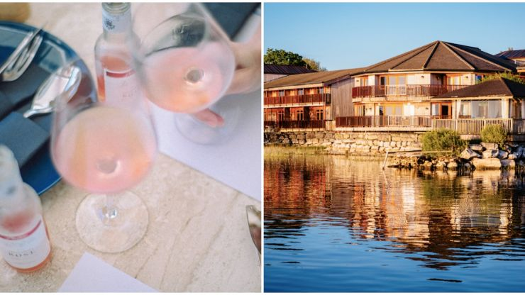 Wineport Lodge has put together the perfect Girls Getaway package
