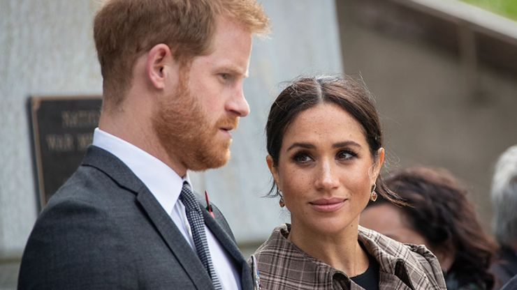 Journalist fired for racist tweet about Harry and Meghan's newborn daughter