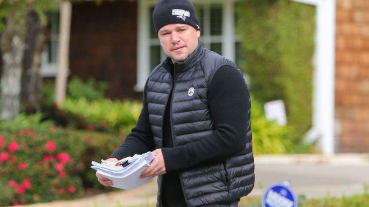 Matt Damon to return to Dalkey as guest speaker at local book festival