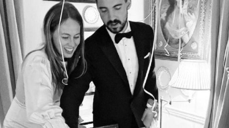 Princess Diana's godson Prince Philippos has second wedding to Nina Nastassja Flohr