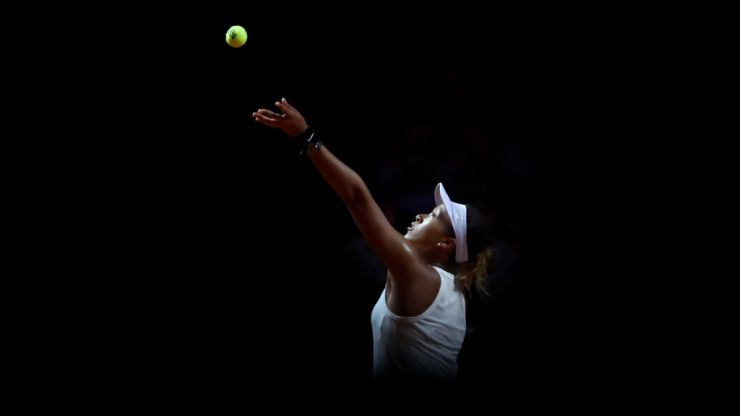 Opinion: We can all learn something from Naomi Osaka