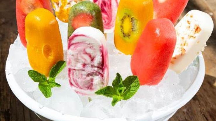 Recipe: Fruity ice lollies, perfect for the gorgeous sunny weather