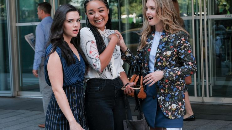 Opinion: The Bold Type is so bad it's good - here's why we can't get enough