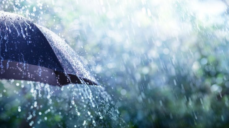 """Weather warning issued for 2 counties ahead of """"heavy rain"""" this weekend"""