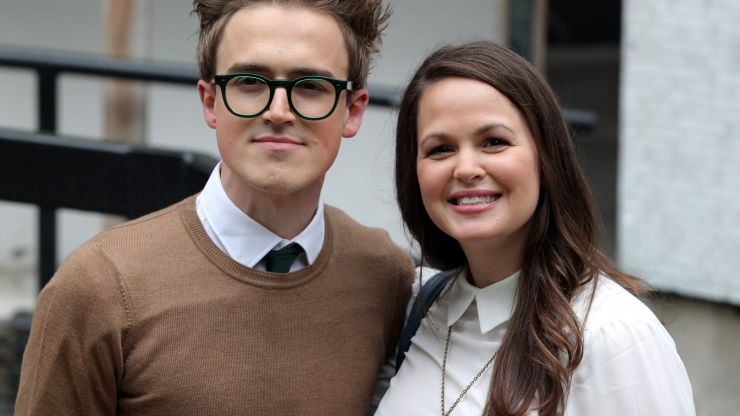 McFly's Tom and wife Giovanna apologise for using furlough scheme last year