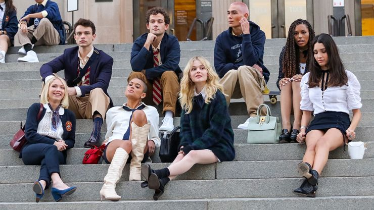 5 things we learned from the Gossip Girl reboot trailer