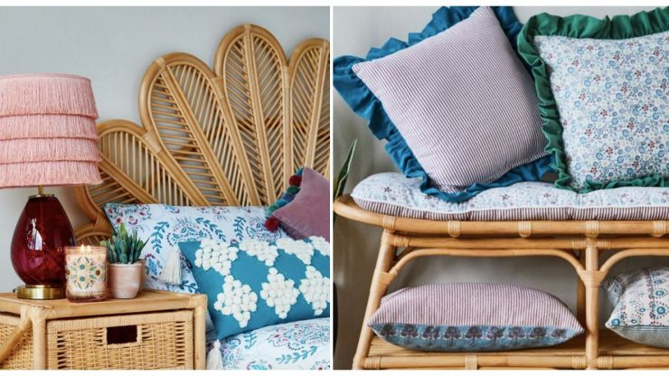 No seaside holiday? Give your home that beachy feel with these fab new rattan finds from Dunnes Stores