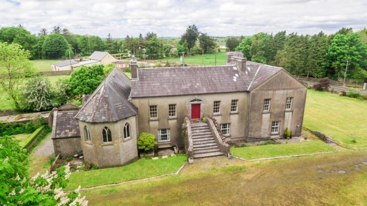 Former Roscommon monastery turned into luxury home now up for sale