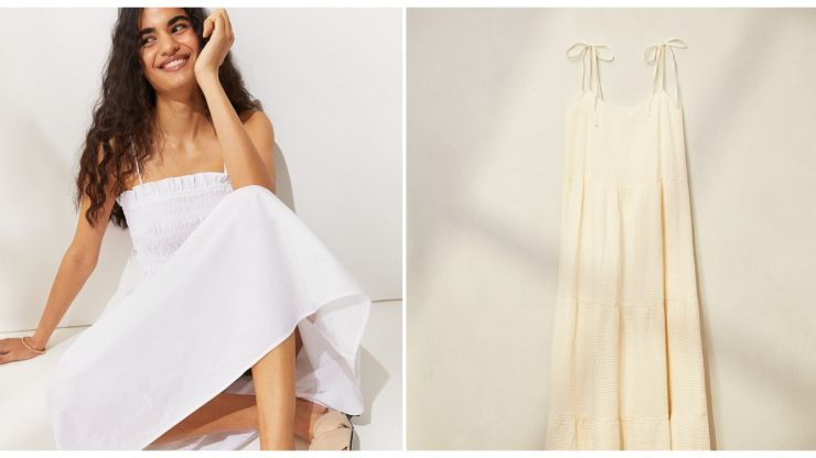 10 best white summer dresses you'll never ever get tired of wearing