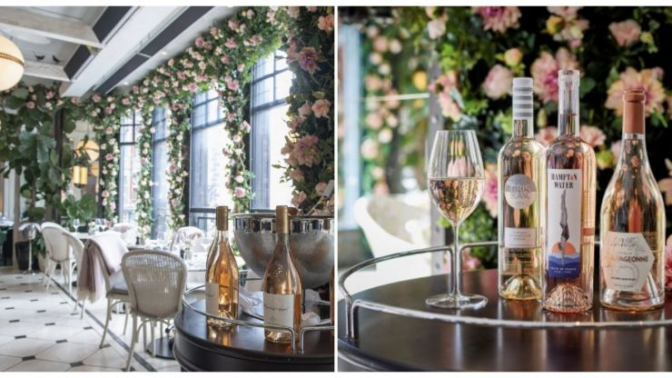 WILDE at The Westbury has just launched the perfect girls' night out experience