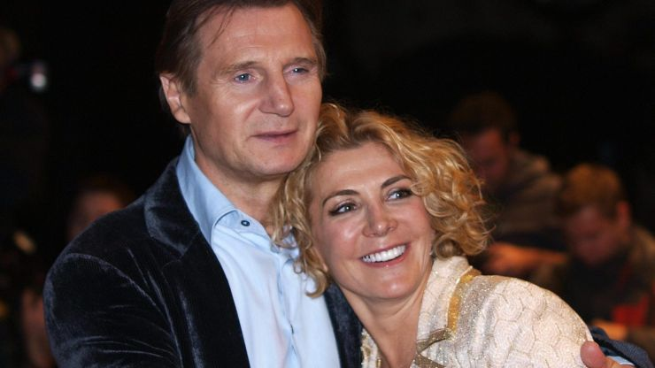 Liam Neeson shares sweet Natasha Richardson memory