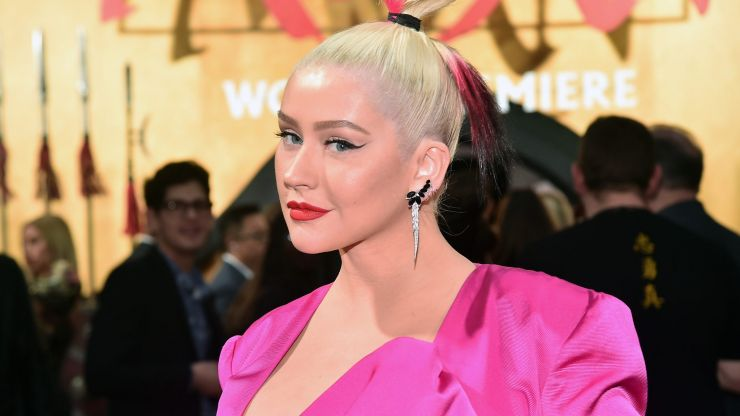Christina Aguilera shares powerful statement in support of Britney Spears