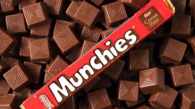 Salted caramel Munchies are coming to Ireland next month