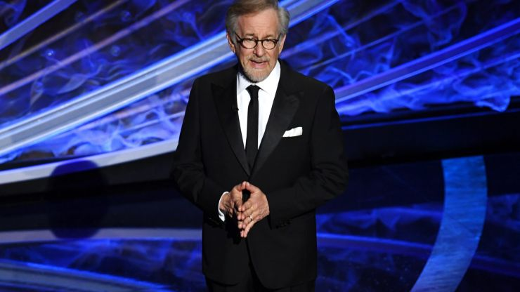 Steven Spielberg just signed a massive deal with Netflix