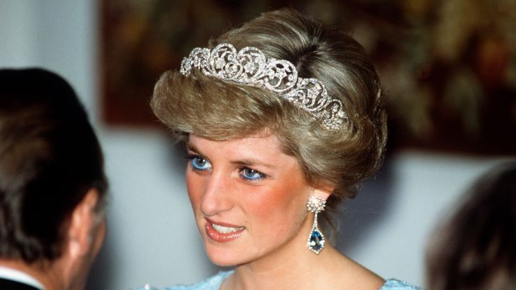 Get the look: Searches for Princess Diana's iconic blue eyeliner spike
