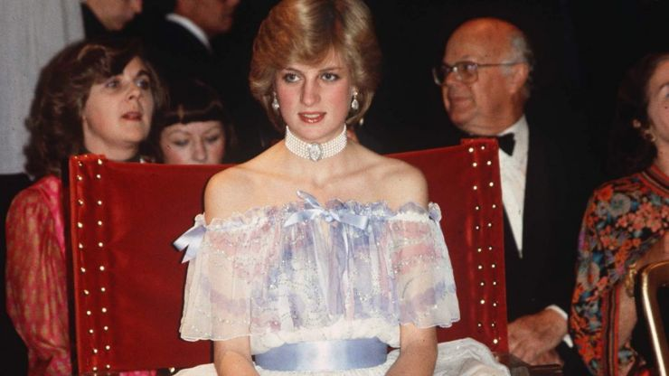 7 iconic fashion moments to celebrate Princess Diana's 60th birthday