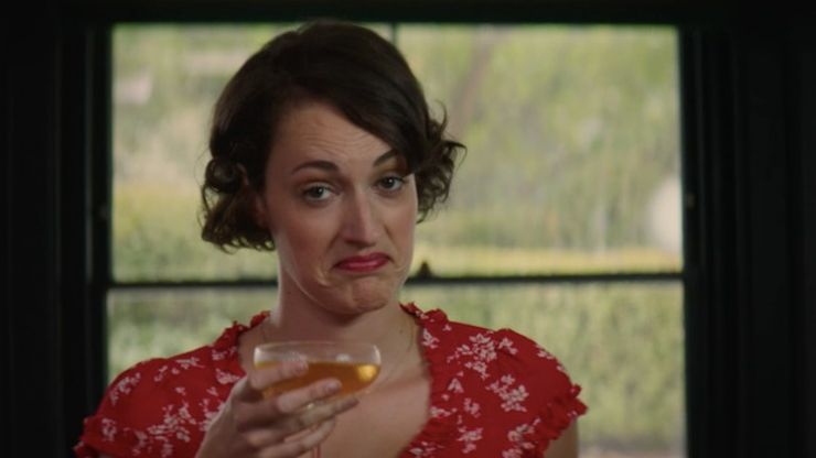 You can now get a Fleabag themed gin