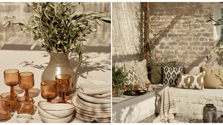 H&M's new interior collection will make it feel like you're abroad when you're stuck at home