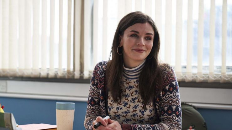 Season two of Aisling Bea's This Way Up starts tonight