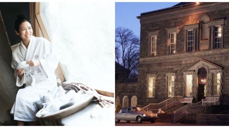Dreaming of a 'spa-cation'? This new luxury spa experience at Bellinter House in Co. Meath sounds amazing
