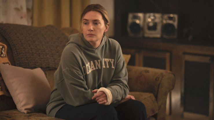 Season 2 of Mare of Easttown is being discussed, says Kate Winslet
