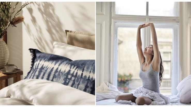 Forever waking up exhausted? 5 simple tricks to help you sleep better