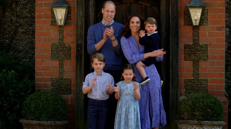 """Kate Middleton confesses """"mum guilt"""" around saying goodbye to her children"""