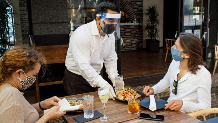 New contact tracing guidelines set out for indoor dining