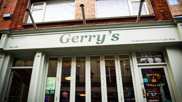 Sadness as beloved Dublin café Gerry's shuts its doors after 40 years