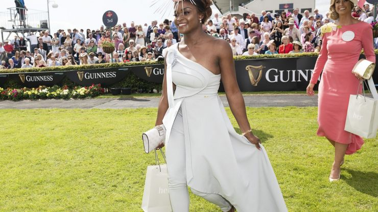 Who says you have to wear a dress? We're looking at alternative fashion options ahead of Ladies Day at the Galway Races