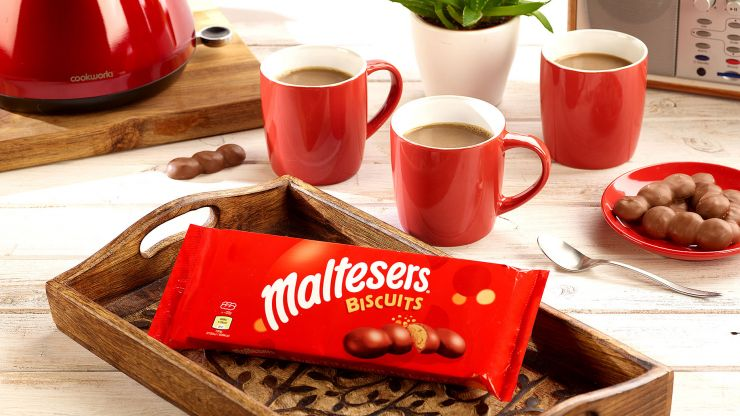 WIN: A hamper filled with these delicious Maltesers Biscuits