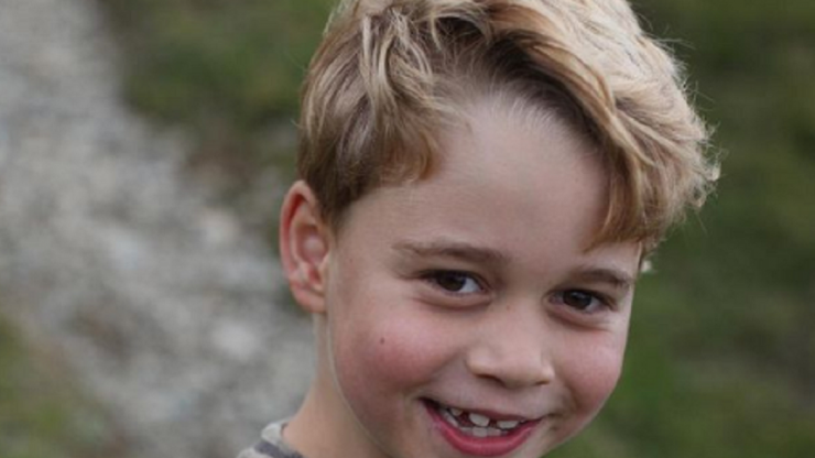 Prince George will never become king, claims history writer
