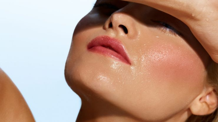 Sweating off your makeup? This foundation might help it stay on