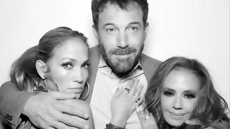 Jennifer Lopez and Ben Affleck just became Instagram official