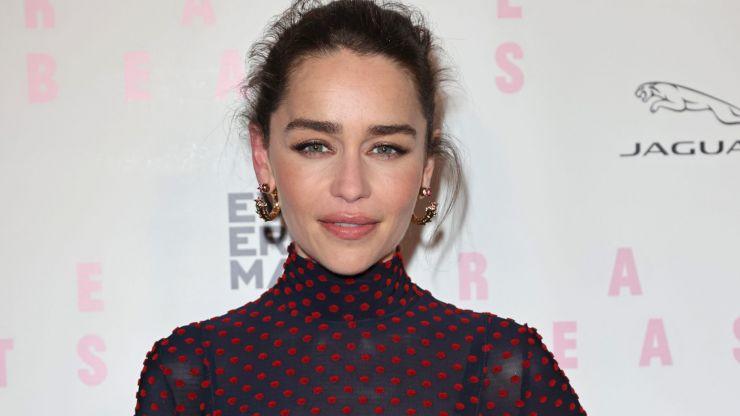 Emilia Clarke is set to be the next Marvel superhero