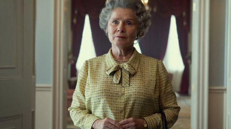 Netflix shares first pictures of Imelda Staunton as Queen Elizabeth in The Crown